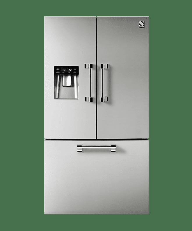 Assist 2 Enjoy - Koelkasten & diepvriezen - Steel